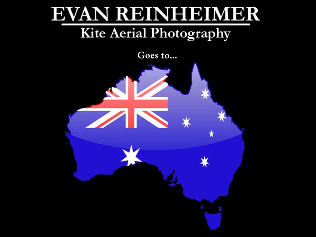 Kite Aerial Photography in Australia's video poster