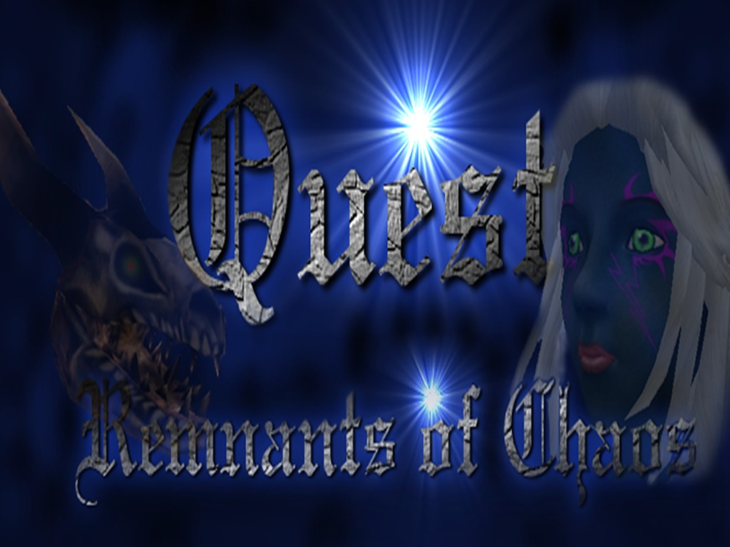 MMORPG, Quest: Remnants of Chaos's video poster