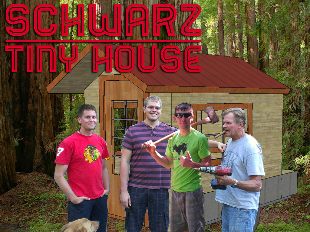 Schwarz Tiny House and our journey to Burning Man 2012's video poster