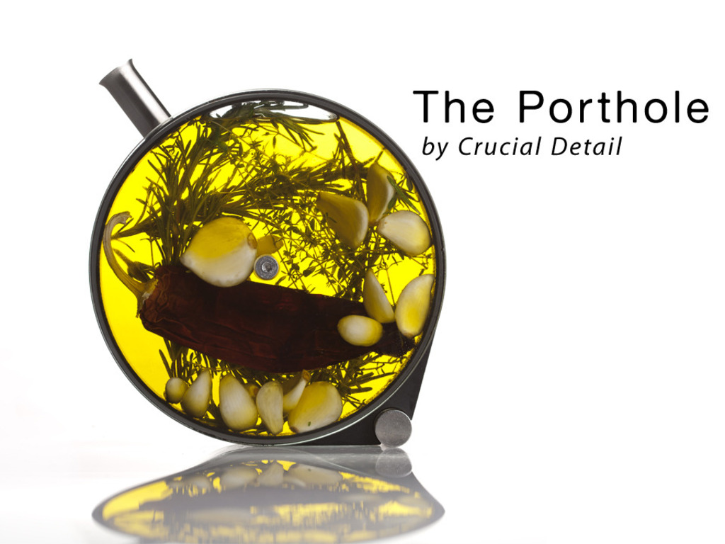 The Porthole's video poster