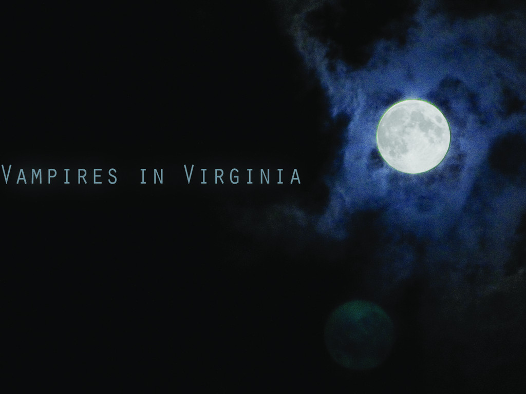 Vampires In Virginia's video poster