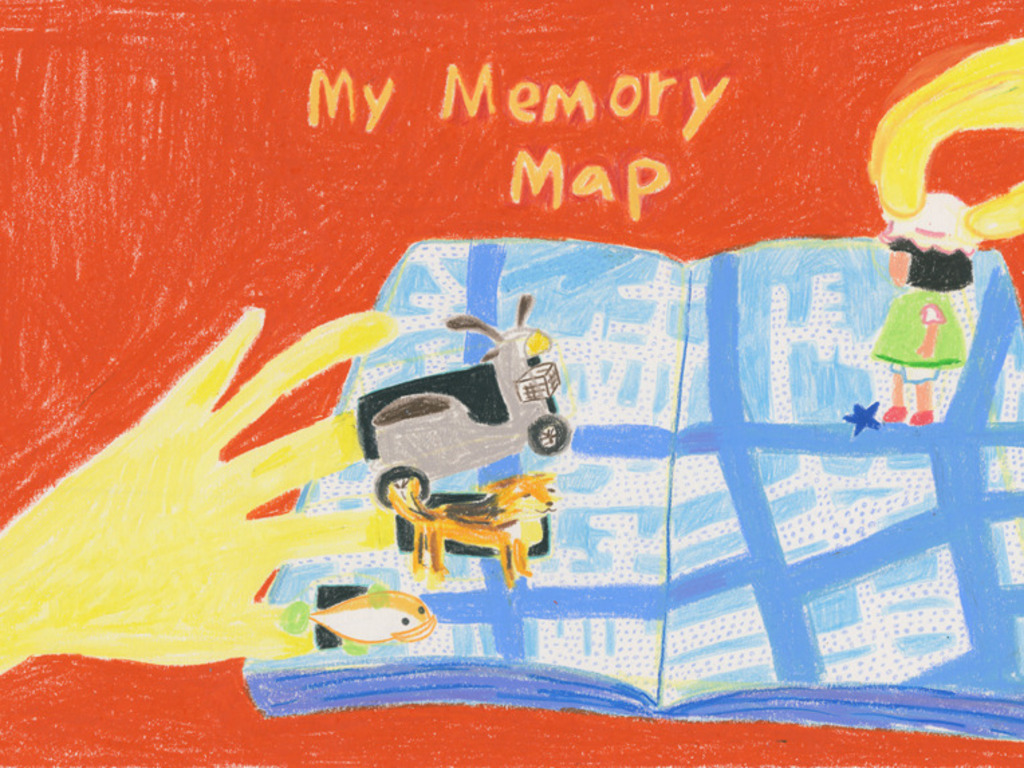 My Memory Map: An Illustration Book's video poster