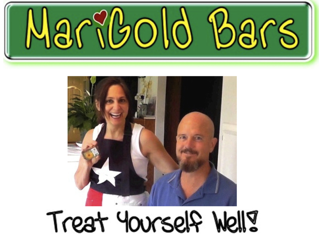MariGold Bars: Gluten Free Way to Treat Yourself Well!'s video poster