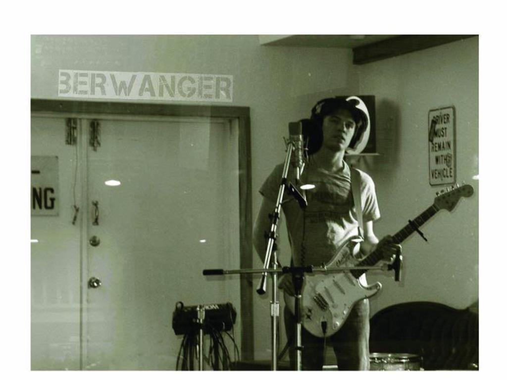New Josh Berwanger Record's video poster