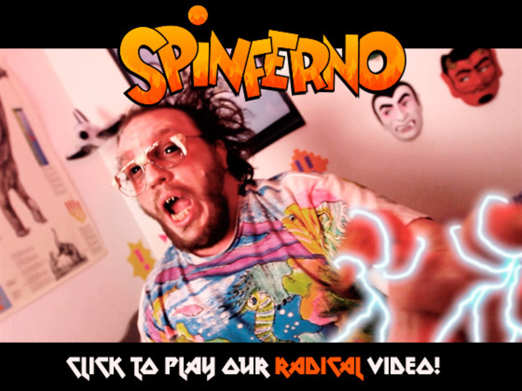 Spinferno: Pinball From Hell! (Canceled)'s video poster