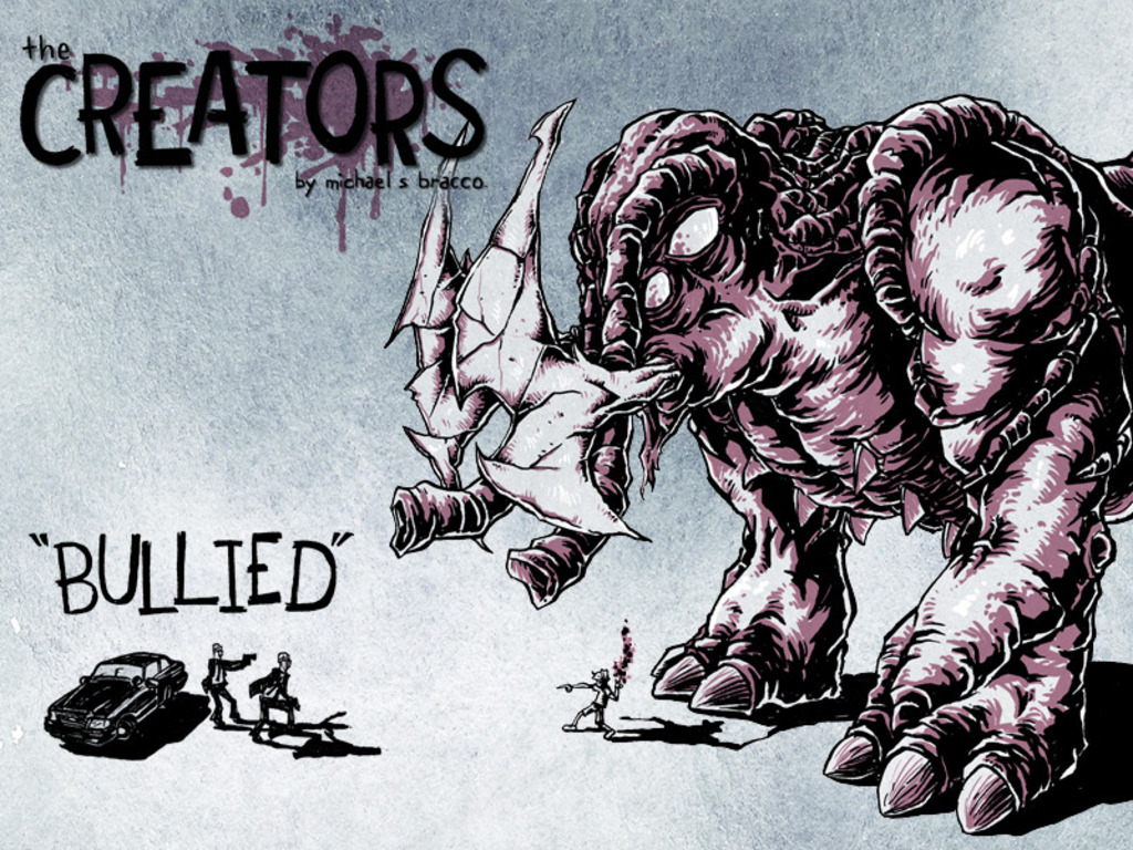 "The Creators: ""BULLIED""'s video poster"