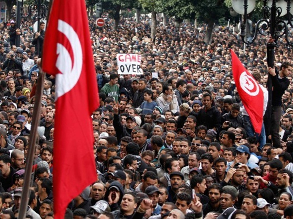 Tunisia: After the Revolution's video poster