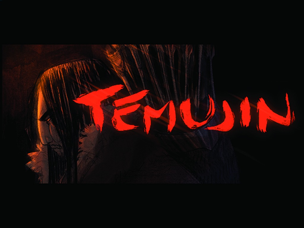 Temujin: The Graphic Novel's video poster