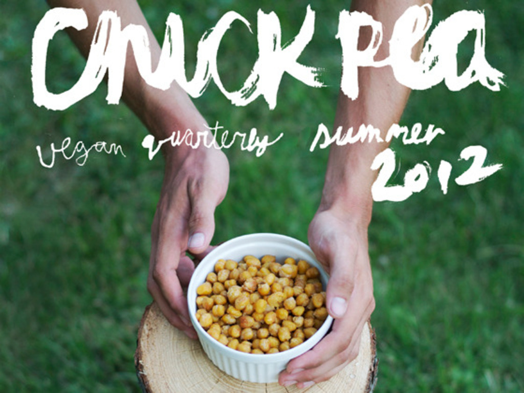 Chickpea Vegan Quarterly: Summer Subscription Drive's video poster