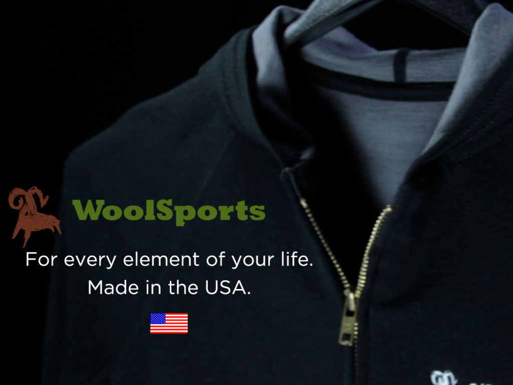 WoolSports Clothing Company, USA - 2011 Launch's video poster