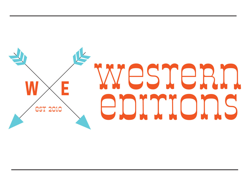 Western Editions: A Letterpress Printshop's video poster