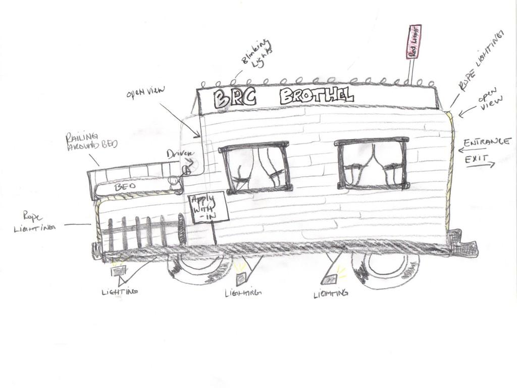 Burning Man Beaver Ranch Mutant Vehicle (Art Car) Project's video poster