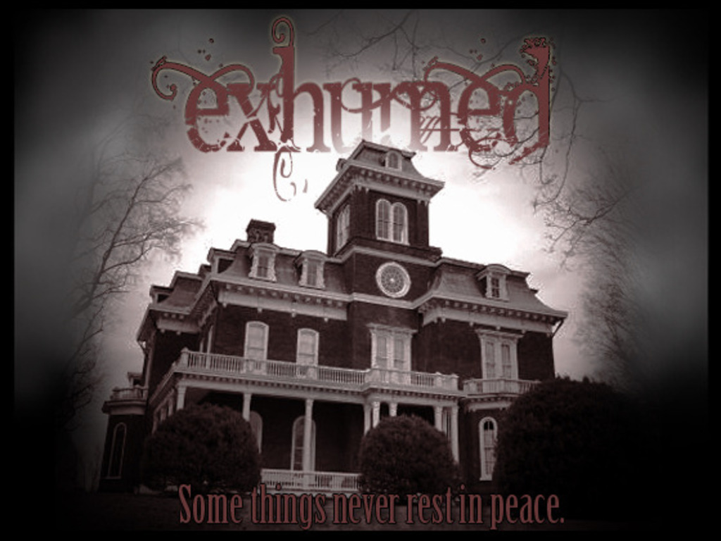 Exhumed's video poster