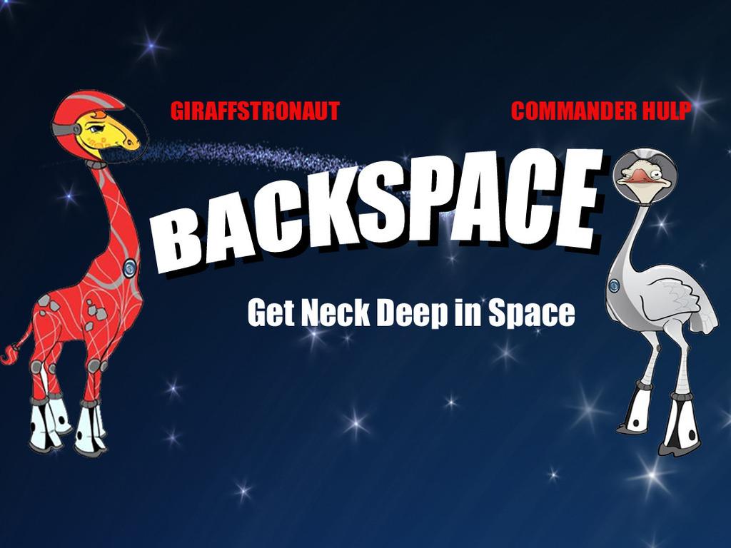 Backspace's video poster