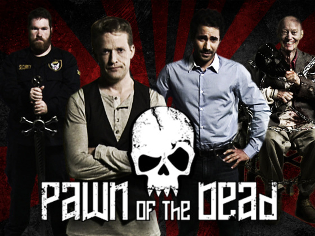 Pawn of the Dead's video poster