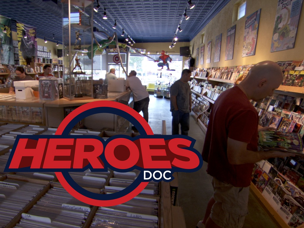 Heroes Doc's video poster
