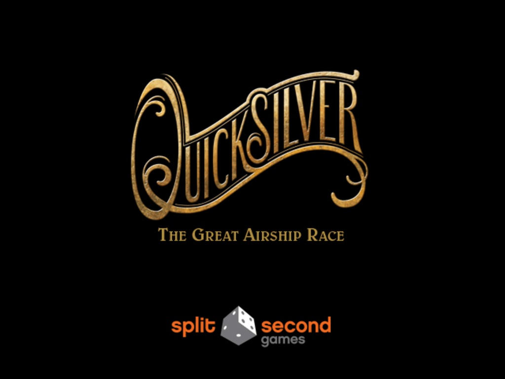Quicksilver: The Great Airship Race's video poster