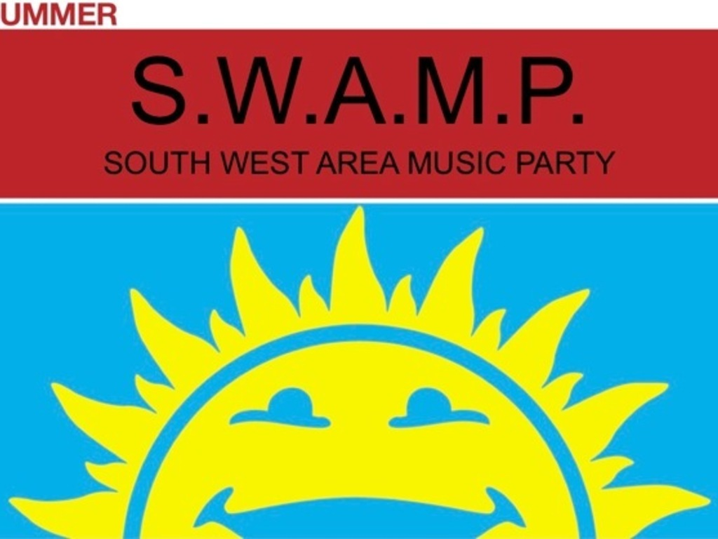 Summer S.W.A.M.P (Southwest Area Music Party)'s video poster