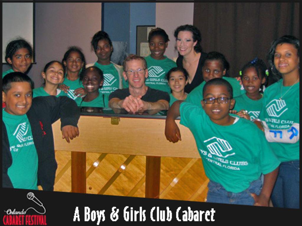 A Boys and Girls Club Cabaret @ The Orlando Cabaret Festival's video poster