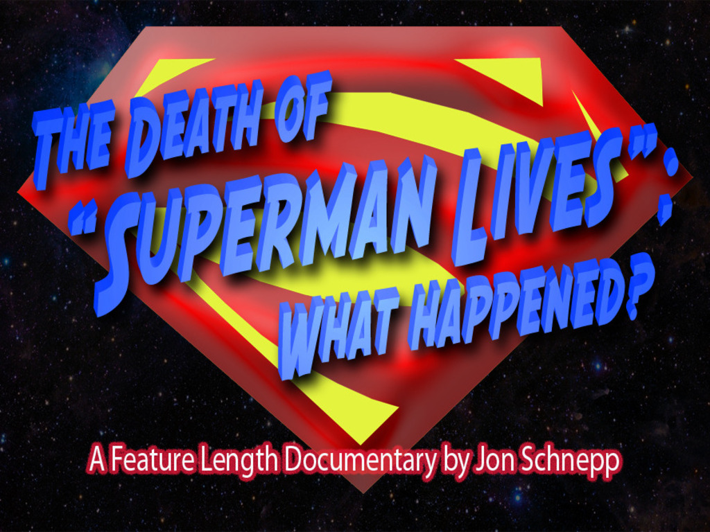 """The Death of """"Superman Lives"""": What Happened?'s video poster"""