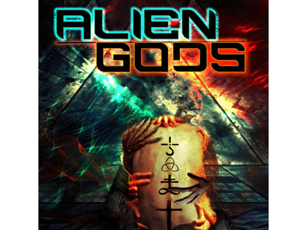 ALIEN GODS:Card-Foster-Haldeman-Rusch-Barnes-Steele-Resnick's video poster