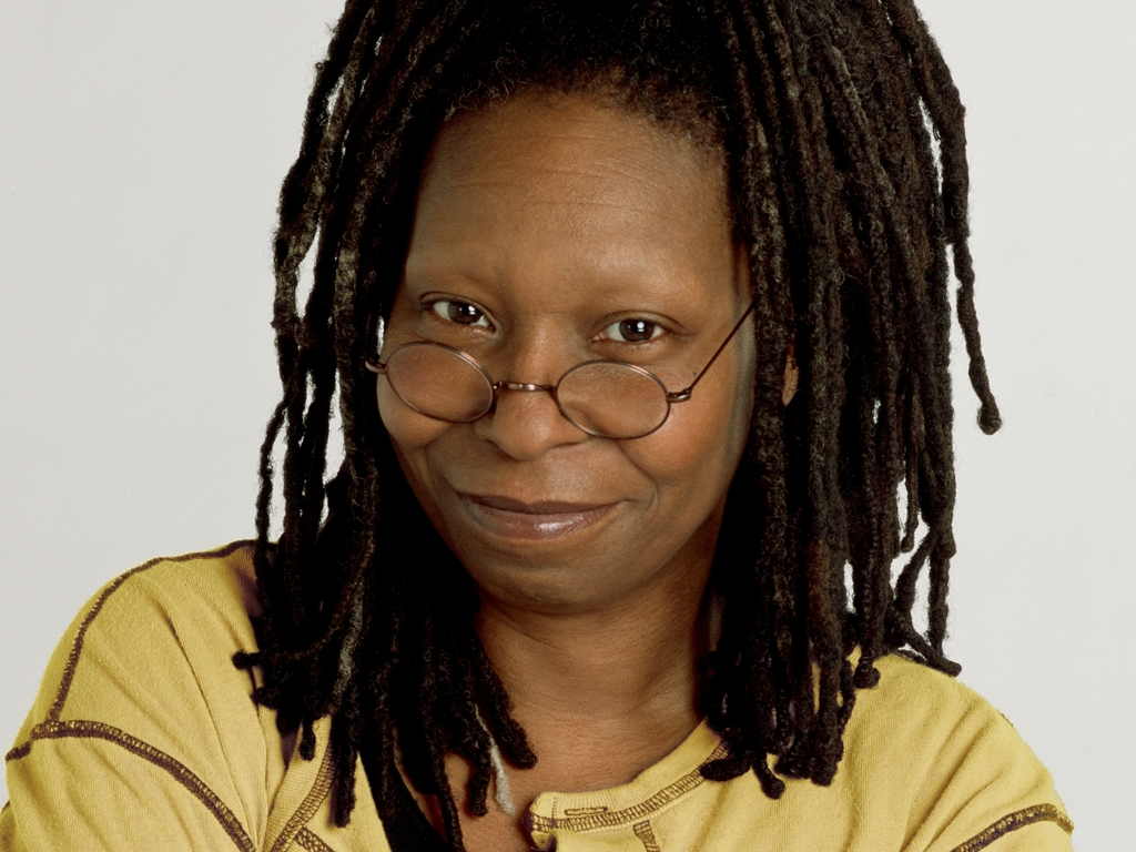 "Whoopi Goldberg's Documentary, ""I Got Somethin' To Tell You""'s video poster"