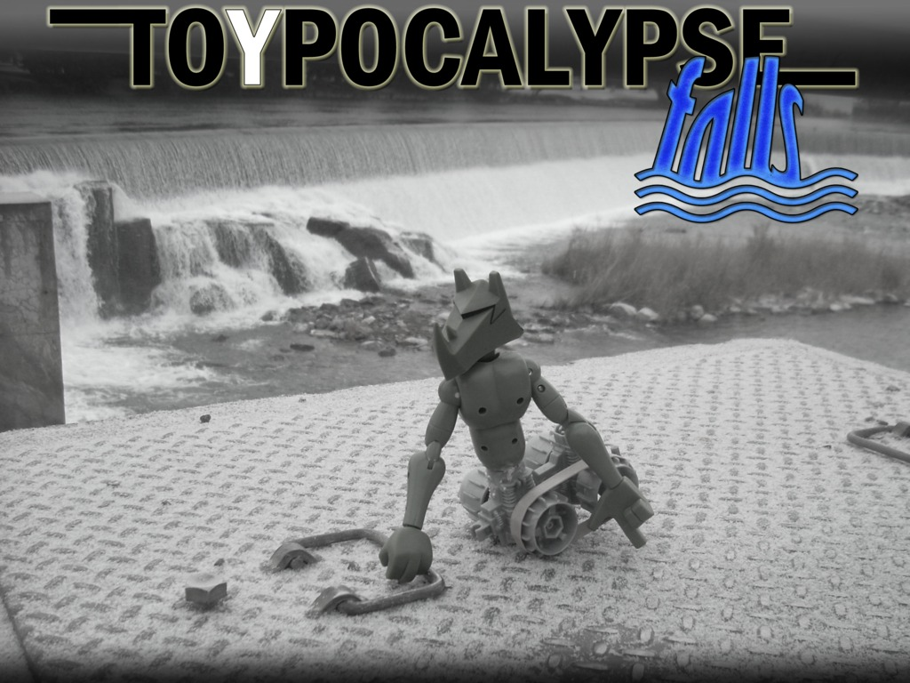 Toypocalypse Falls - Campaign Setting's video poster