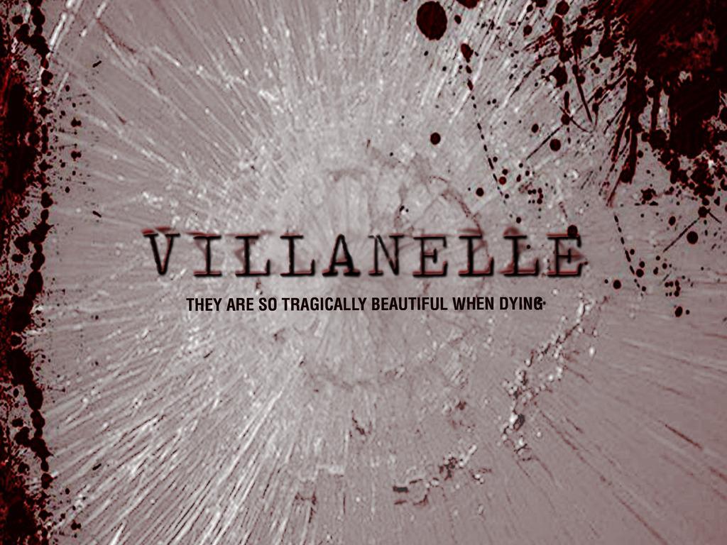 Villanelle's video poster