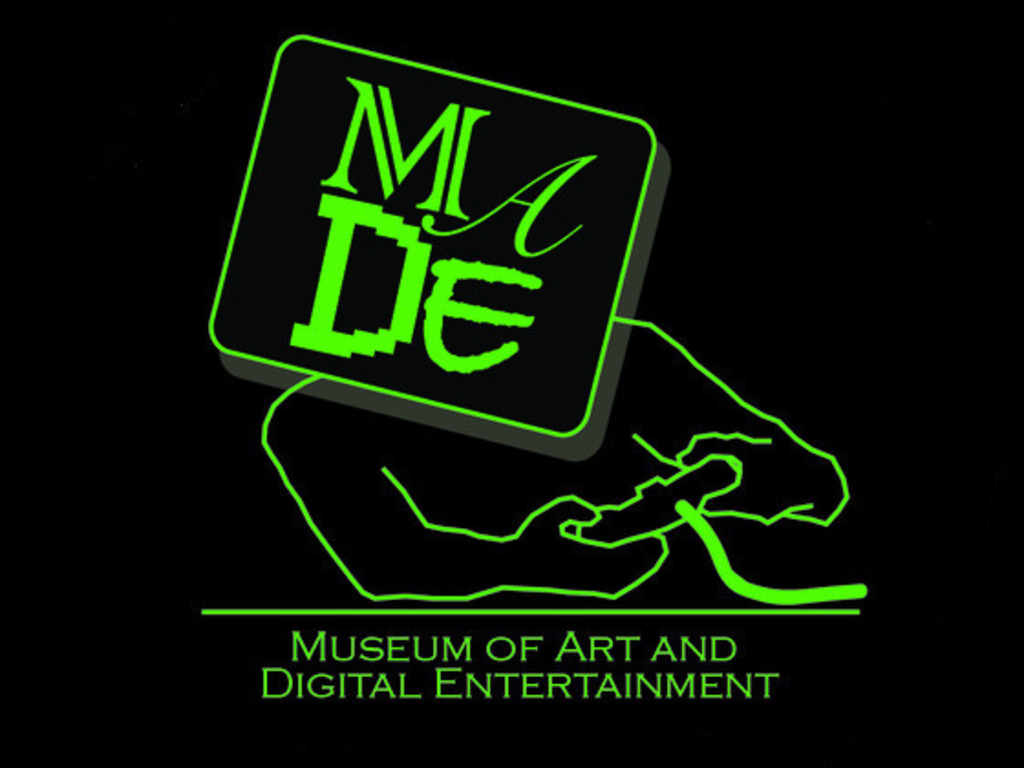 The Museum of Art and Digital Entertainment's video poster