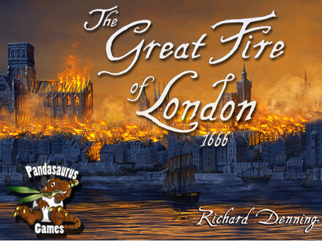 The Great Fire of London's video poster