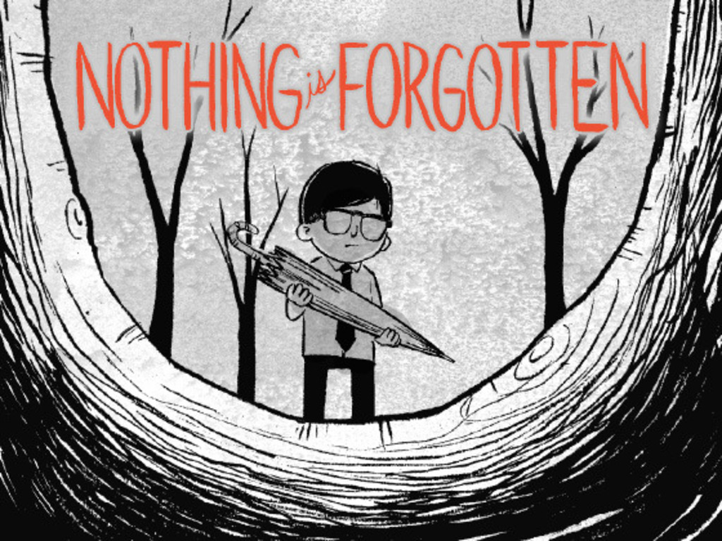 Nothing is Forgotten, a collection of short stories's video poster