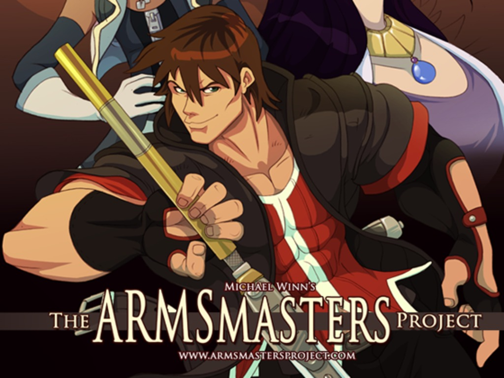 The ARMSmasters Project: The Animated Pilot's video poster