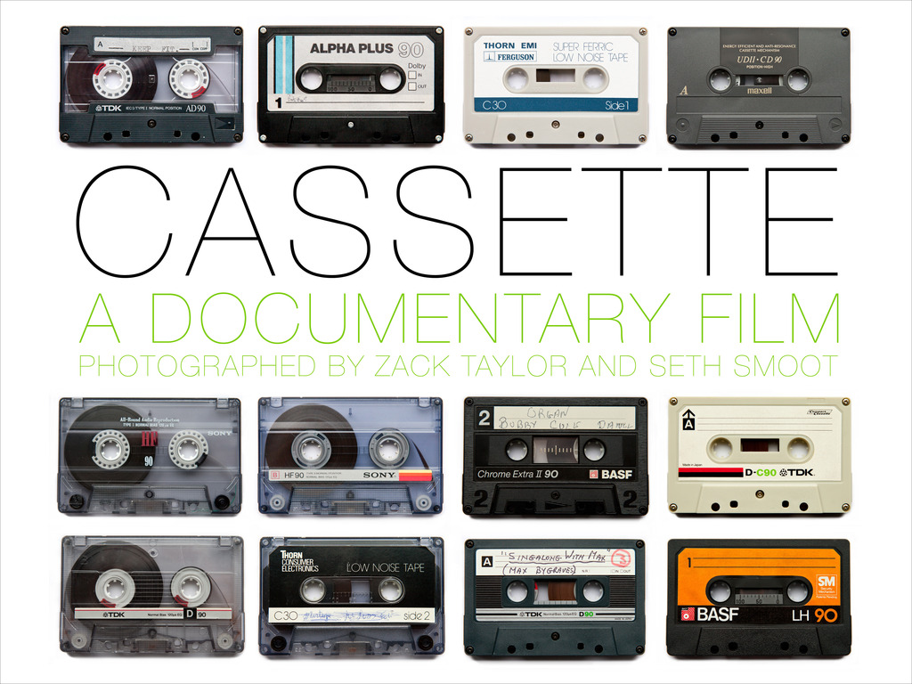 CASSETTE: A Documentary Film about the Cassette Tape.'s video poster