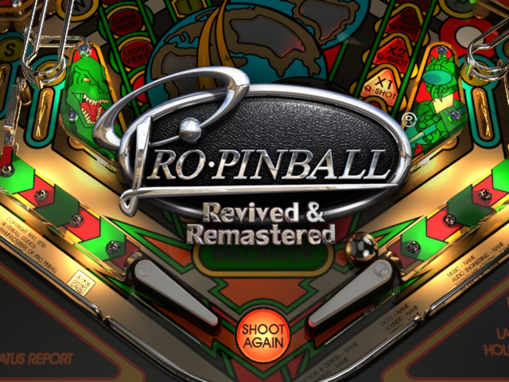 Pro Pinball®: Revived & Remastered's video poster