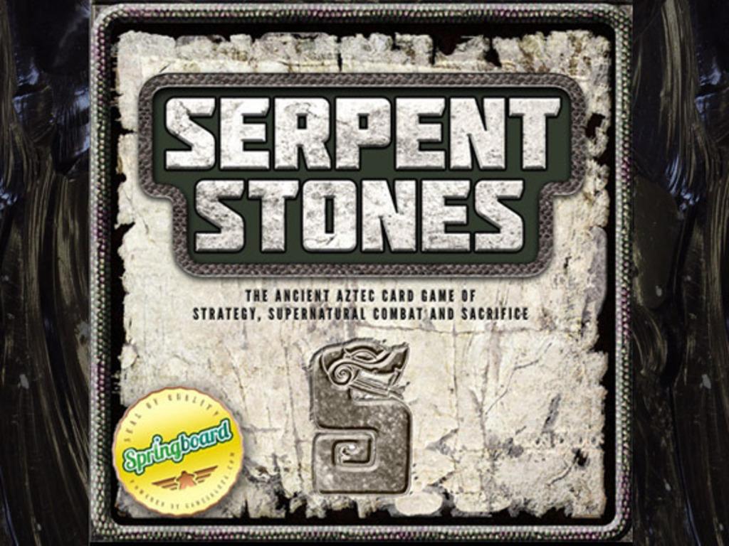 Serpent Stones's video poster