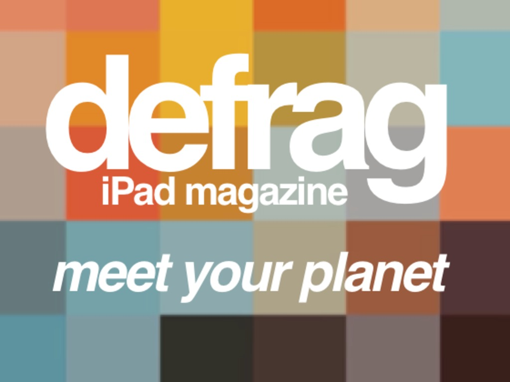 Defrag: The Digital Magazine of Global Culture's video poster