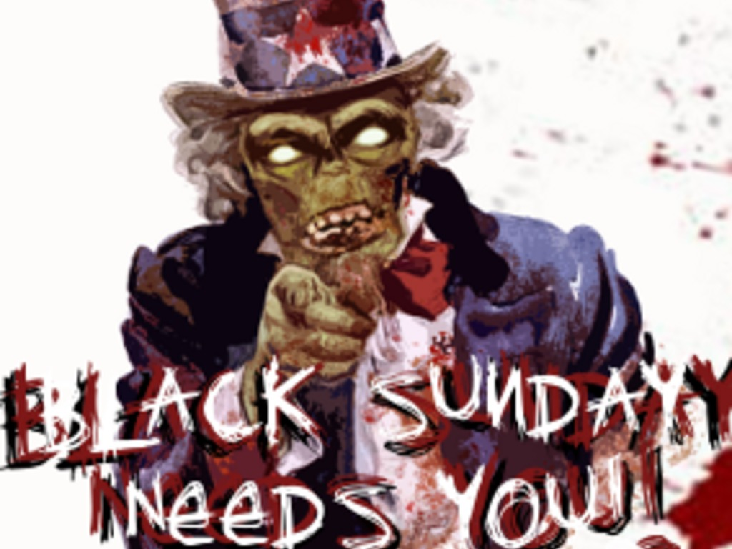 Black Sunday Needs YOU!'s video poster