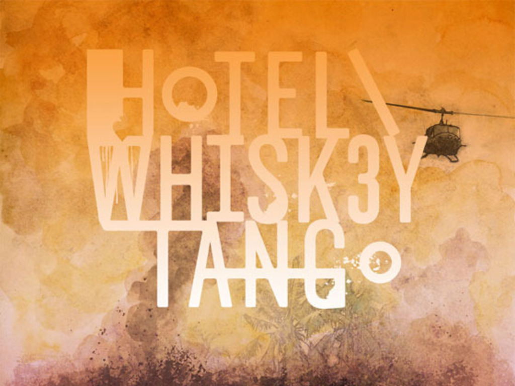 Mission to Print: The Art of Hotel Whiskey Tango's video poster