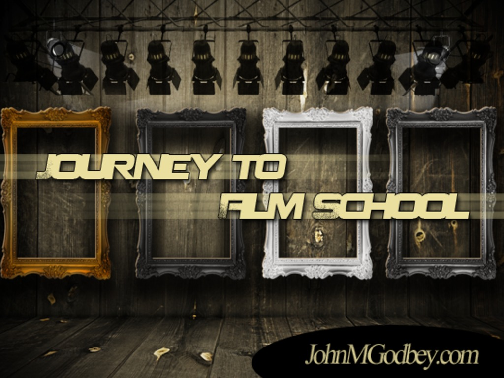 Journey to Film School - Short Film's video poster