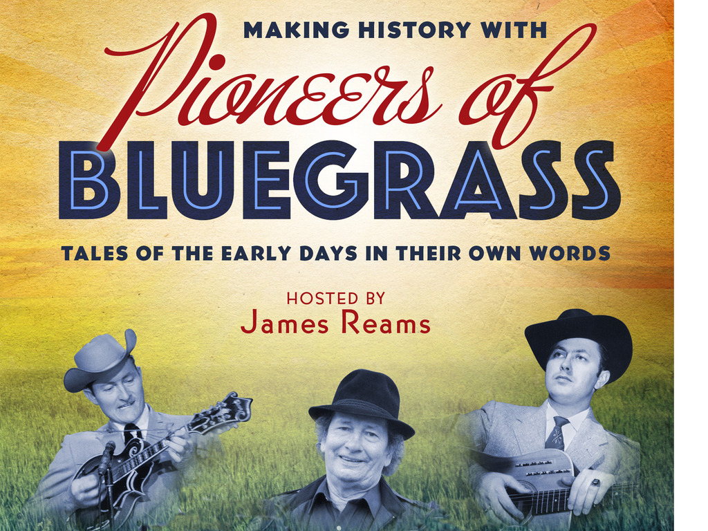 Pioneers of Bluegrass Music - Pushing into Post Production's video poster