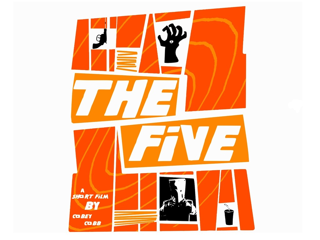 THE FIVE : A Short Film's video poster