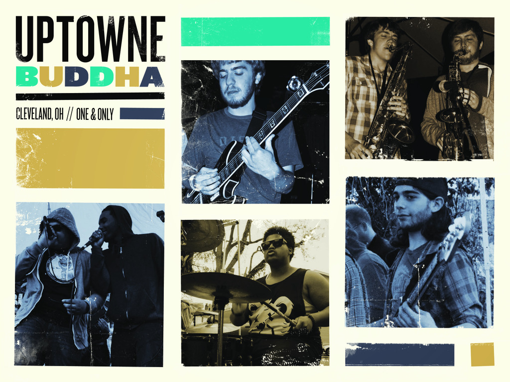 Uptowne Buddha makes a record!'s video poster