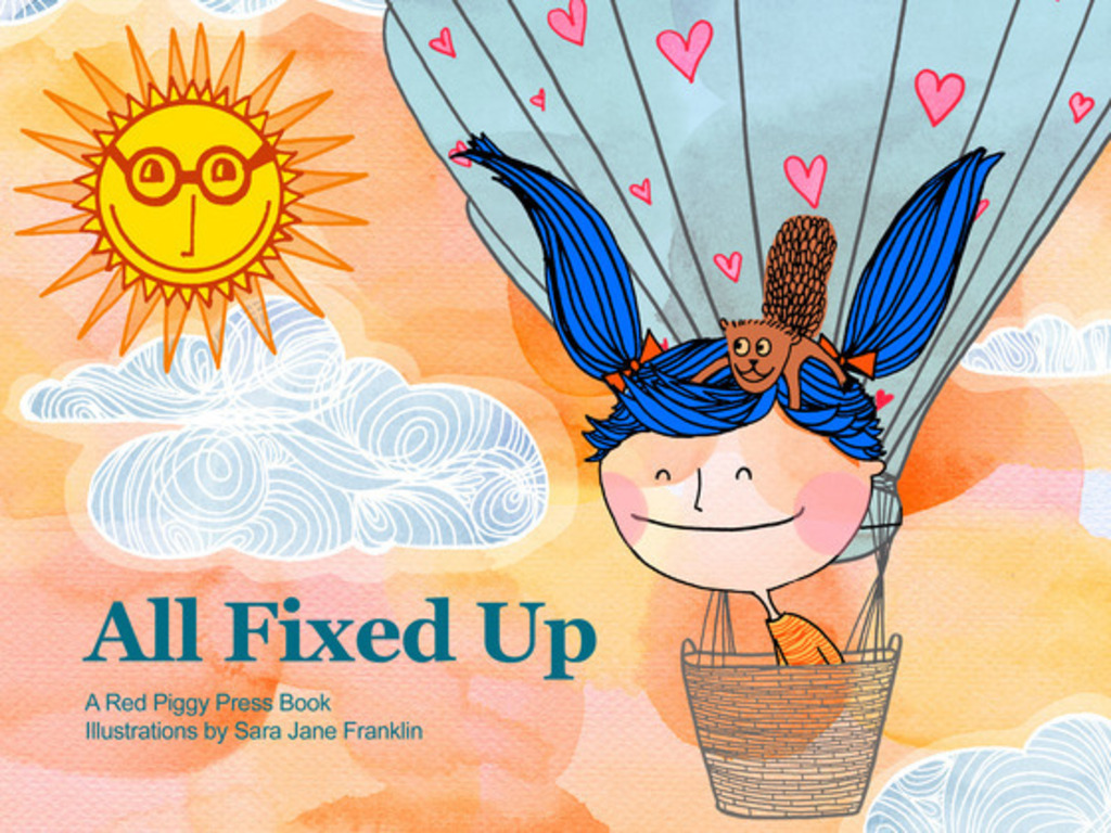 All Fixed Up - a Red Piggy Press book app's video poster