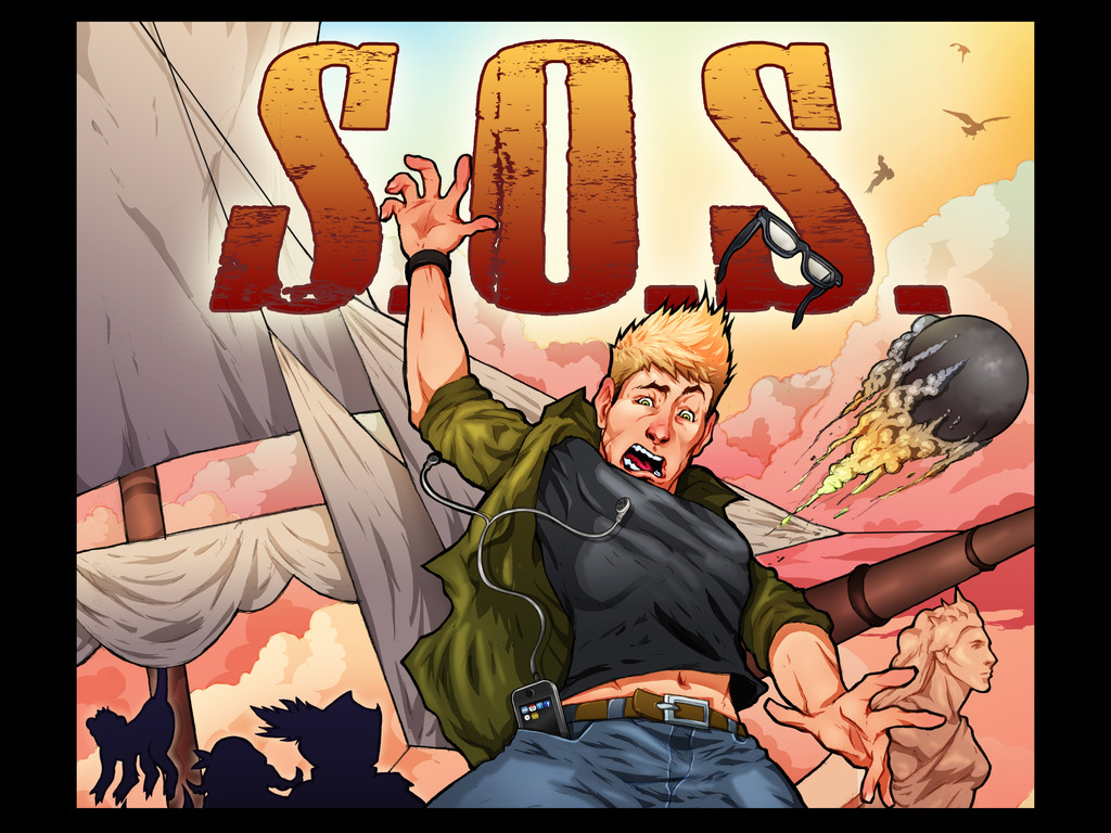 S.O.S. : An Adventure Story's video poster