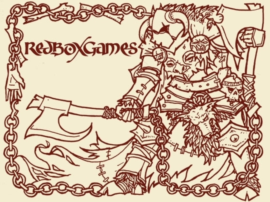Red Box Games' Fantasy Miniatures!!!'s video poster
