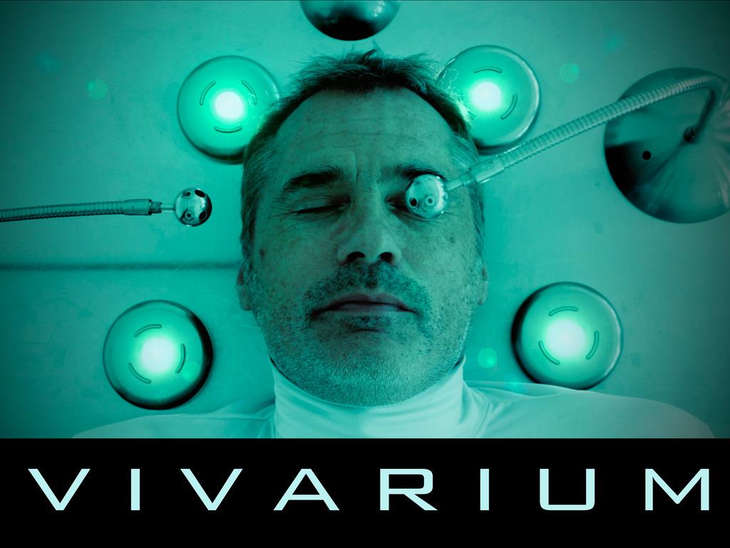 Vivarium: A Sci-Fi Thriller (Canceled)'s video poster