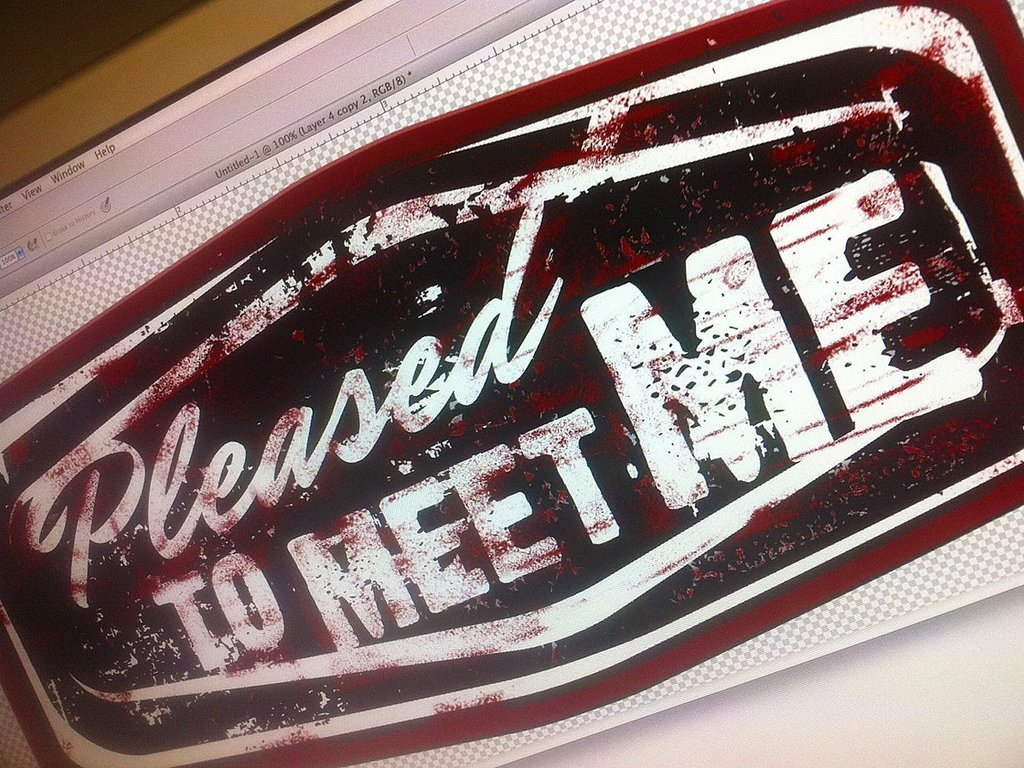 Pleased to Meet Me Project's video poster