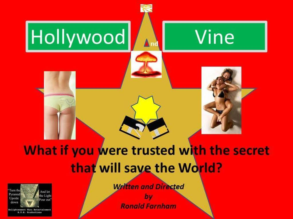 Hollywood and Vine's video poster