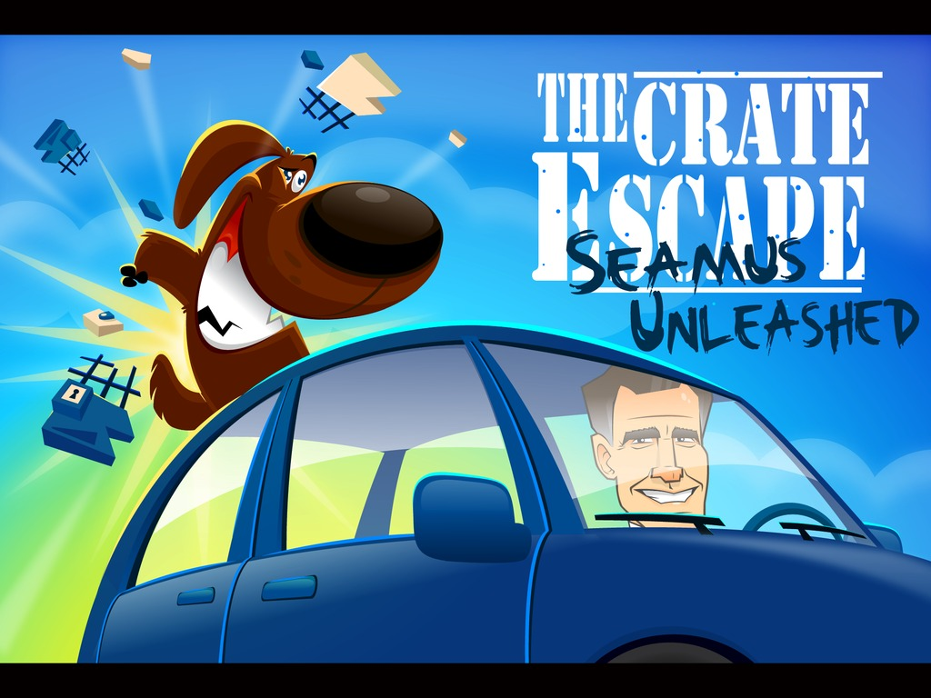 The Crate Escape Game: Seamus Unleashed's video poster