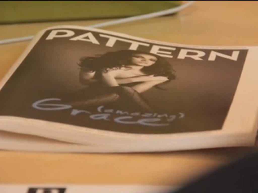 Pattern Paper : Fall 2012 Issue's video poster